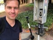 E-Scooter mieten und leihen