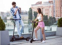 e-Scooter Presse