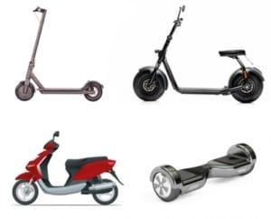 e-roller und e scooter kaufen - Test