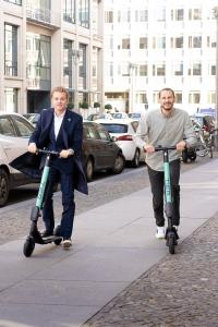 Nico Rosberg investiert in TIER Mobility