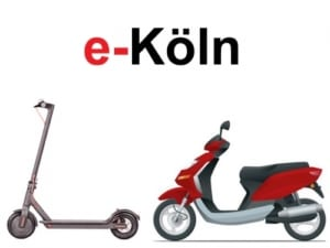 E-Scooter Köln kaufen und mieten