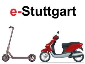 E-Scooter und Elektroroller in Stuttgart kaufen und mieten