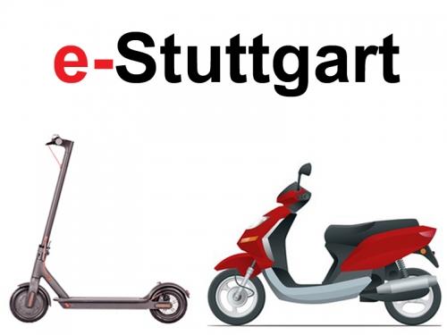 e-Scooter in Stuttgart kaufen und mieten