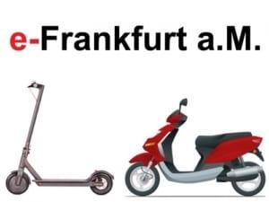 E-Scooter Frankfurt am Main kaufen und mieten