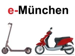E-Scooter und Elektroroller in München kaufen und mieten