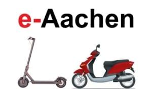 e-Scooter Aachen