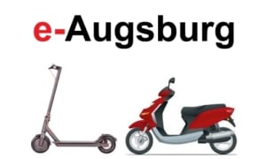 E-Scooter Augsburg