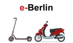 E-Scooter kaufen mieten in Berlin