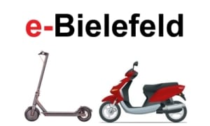 E-Scooter in Bielefeld kaufen und mieten