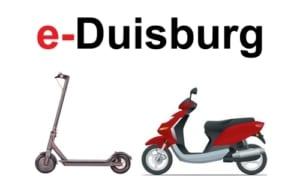 E-Scooter in Duisburg kaufen und mieten