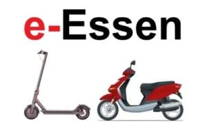 e-scooter essen