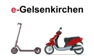 E-Scooter in Gelsenkirchen kaufen und mieten