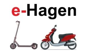 E-Scooter in Hagen kaufen und mieten