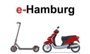 E-Scooter in Hamburg kaufen mieten