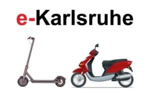 E-Scooter in Karlsruhe kaufen und mieten