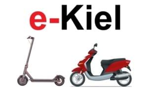 E-Scooter in Kiel kaufen und mieten