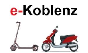 E-Scooter in Koblenz kaufen und mieten