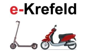 E-Scooter in Krefeld kaufen und mieten