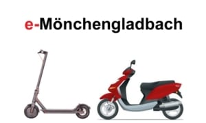 E-Scooter Mönchengladbach