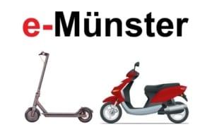 E-Scooter in Münster kaufen und mieten