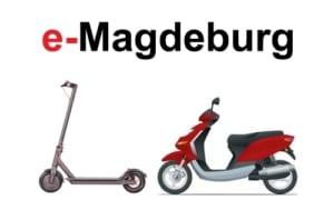 E-Scooter in Magdeburg kaufen und mieten