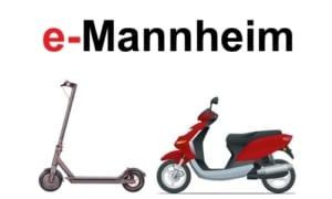 E-Scooter in Mannheim kaufen und mieten