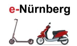 E-Scooter in Nürnberg kaufen und mieten