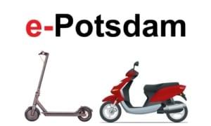 E-Scooter in Potsdam kaufen und mieten