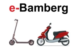 E-Scooter Bamberg