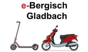 E-Scooter Bergisch Gladbach
