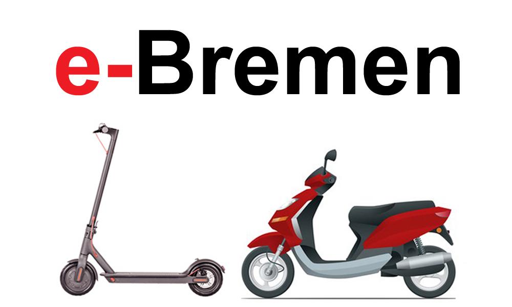 E-Scooter in Bremen kaufen und mieten