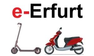 E-Scooter in Erfurt kaufen und mieten