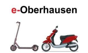 E-Scooter in Oberhausen kaufen und mieten