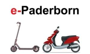 E-Scooter in Paderborn kaufen und mieten