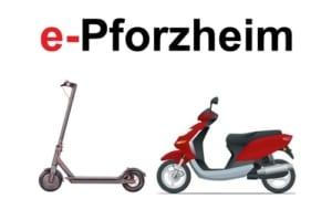 E-Scooter in Pforzheim kaufen und mieten
