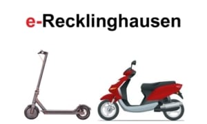 E-Scooter in Recklinmghausen kaufen und mieten