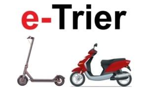 E-Scooter in Trier kaufen und mieten