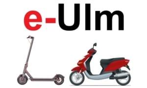 E-Scooter in Ulm