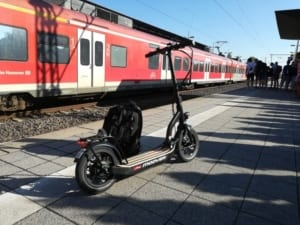 e-scooter mitnahme öpnv bus deutsche bahn