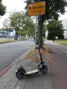 bremen e-scooter