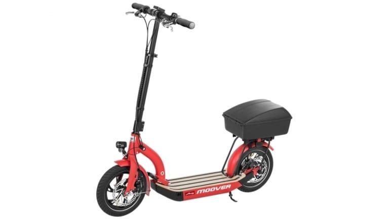 Heckbox Koffer für e-Scooter