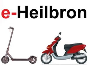 e-scooter Heilbronn