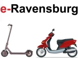 e-Scooter in Ravensburg kaufen und mieten
