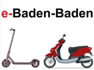 e-Scooter Baden-Baden