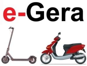 e-Scooter in Gera kaufen und mieten