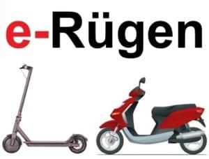 e-Scooter auf Rügen kaufen und mieten