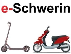 e-Scooter in Schwerin kaufen und mieten