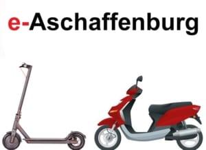 e-Scooter Aschaffenburg