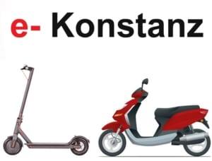 e-Scooter kaufen oder mieten in Konstanz