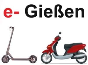 e-Scooter kaufen oder mieten in Gießen